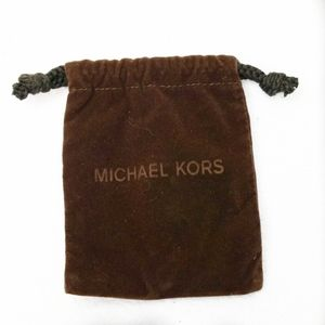MICHAEL KORS ▪︎ Jeweley Pouch, velvety, drawstring